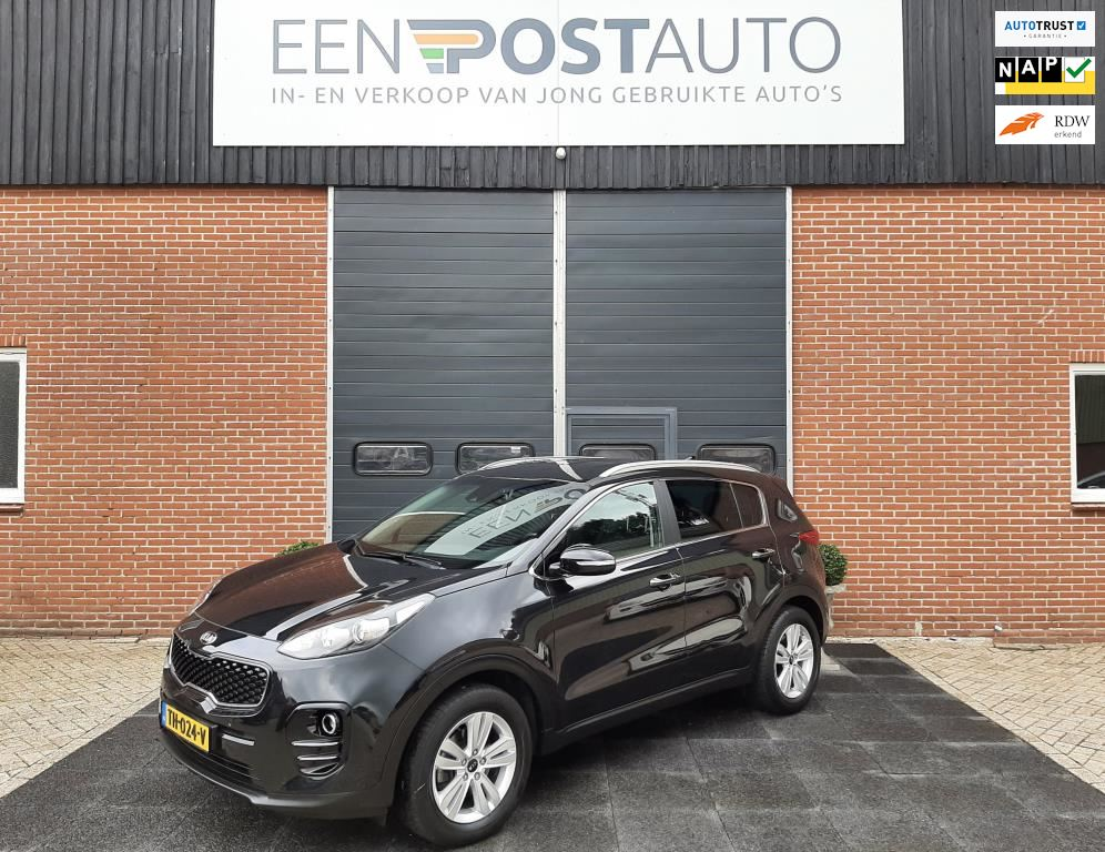 Kia Sportage occasion - Een Post Auto
