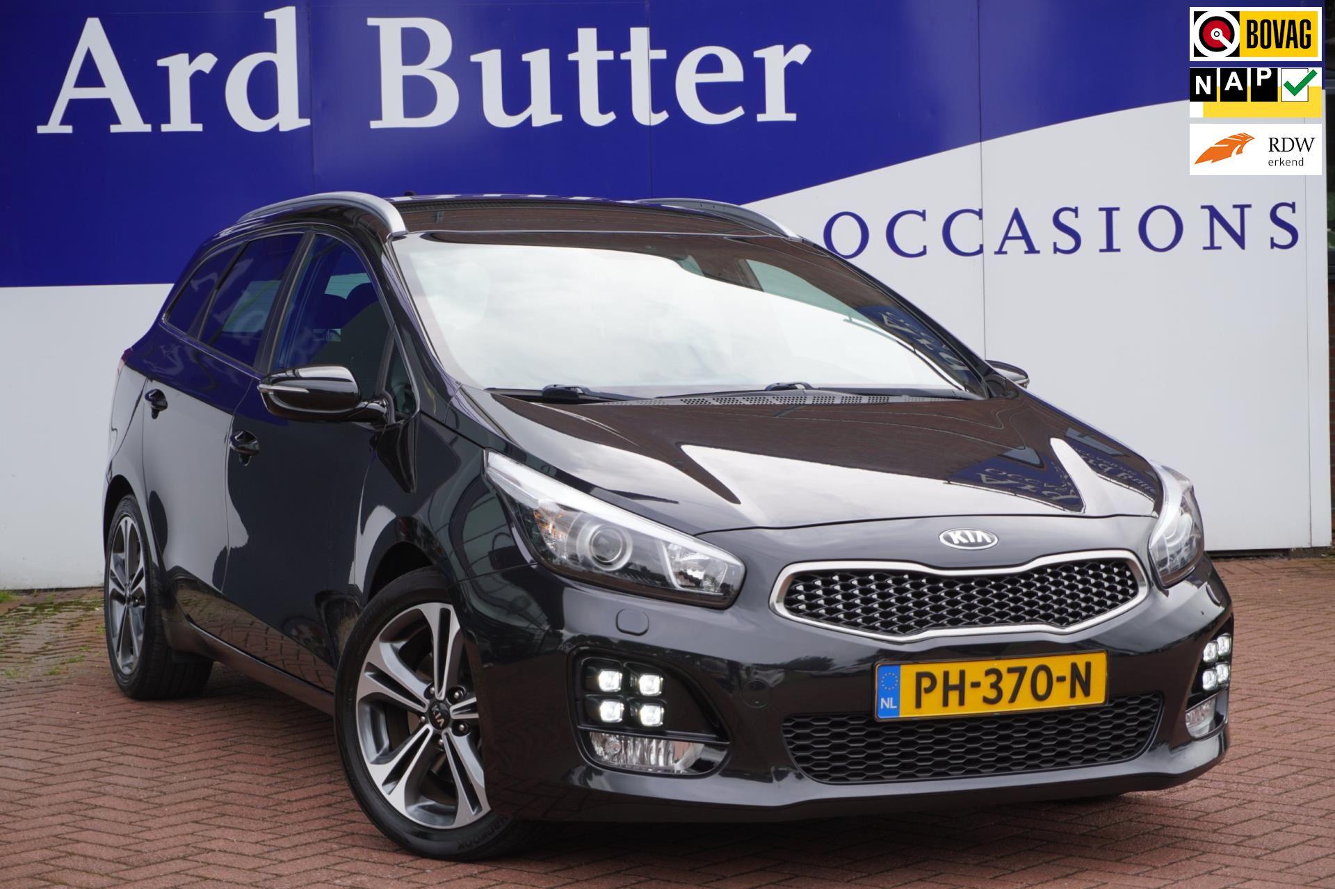 Kia Ceed Sportswagon occasion - Autobedrijf Ard Butter B.V.