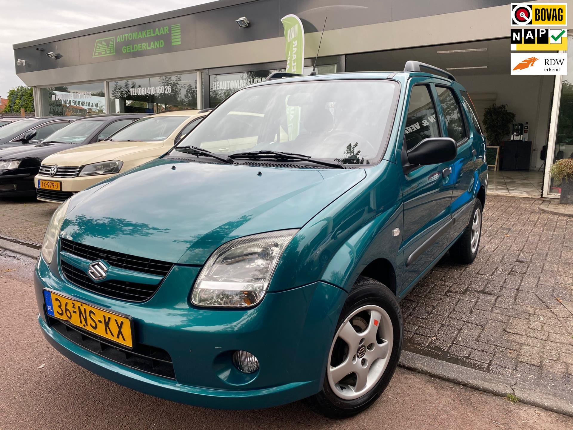 Suzuki Ignis occasion - De Automakelaar Gelderland