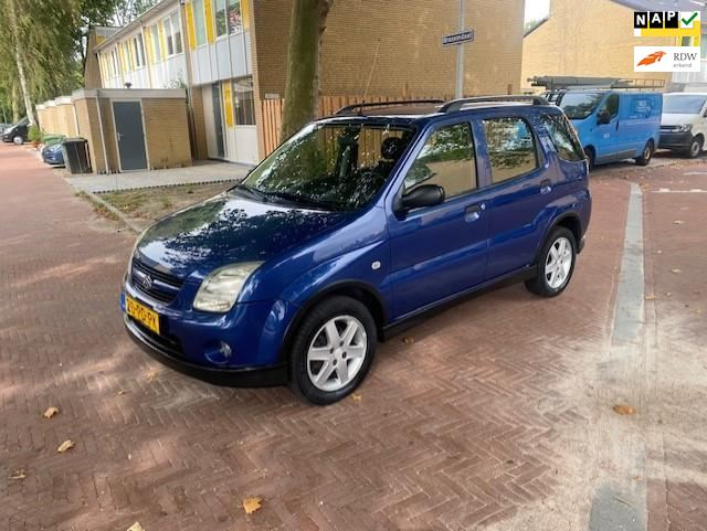 Suzuki Ignis occasion - Autobedrijf Otoman