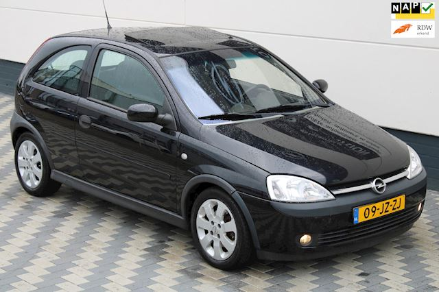 Opel Corsa 1.4-16V Sport 90PK Schuifdak Elek. Ramen NAP !!