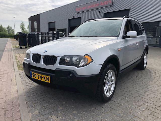 BMW X3 occasion - Bart van Lavieren Auto's