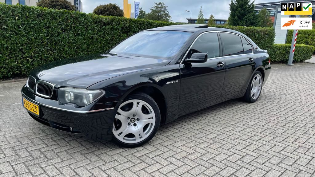 BMW 7-serie occasion - YoungTimersHolland