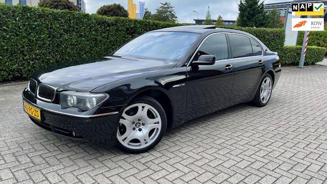 BMW 7-serie 760Li v12 455pk NAP Schuifdak Navi Koelkast Youngtimer