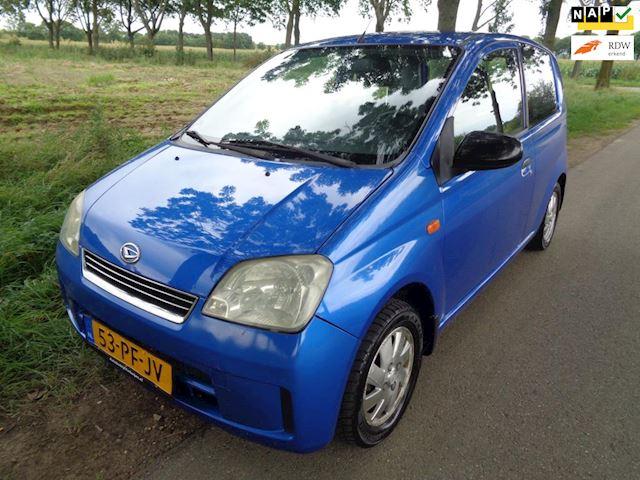 Daihatsu Cuore occasion - Autobedrijf Verheijen