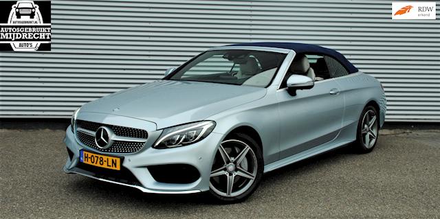Mercedes-Benz C 300 / 245pk 9G-TRONIC / AMG / navi / 360cam / vol opties !!