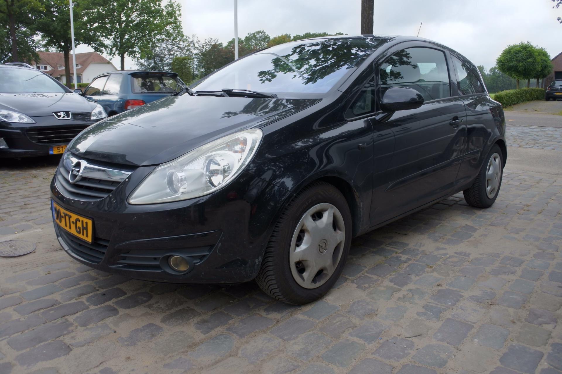 Opel Corsa occasion - Van Keulen Auto's