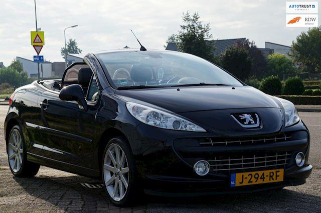 Peugeot 207 CC 1.6 VTi Roland Garos, Automaat, alle inruil mogelijk!
