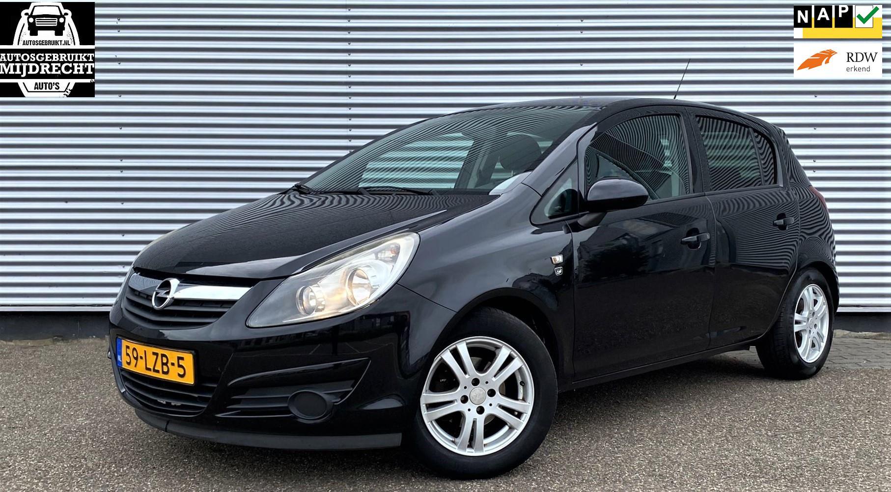Opel Corsa occasion - Autosgebruikt Mijdrecht