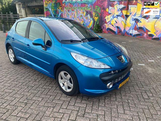 Peugeot 207 1.4-16V XS Pack digitale airco stereo elkrt ramen cv sport velgen mooie kleur bj 2006 apk feb 2022 met 231dkm nap