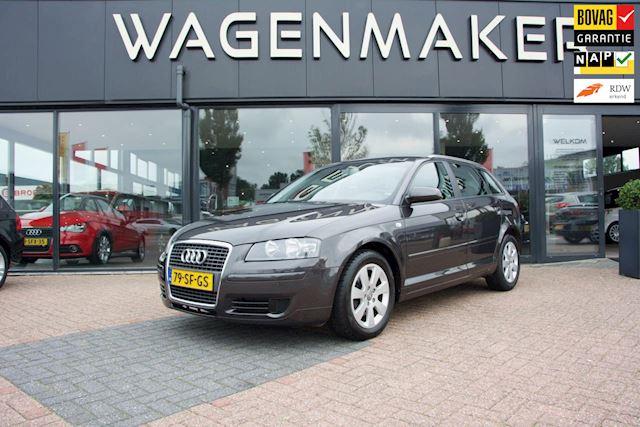 Audi A3 Sportback occasion - Wagenmaker Auto's