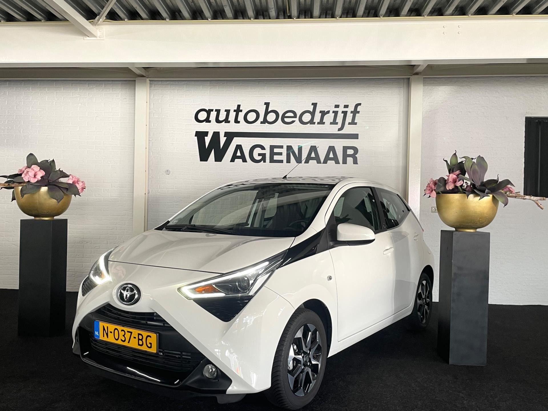 Toyota Aygo occasion - Autobedrijf Wagenaar
