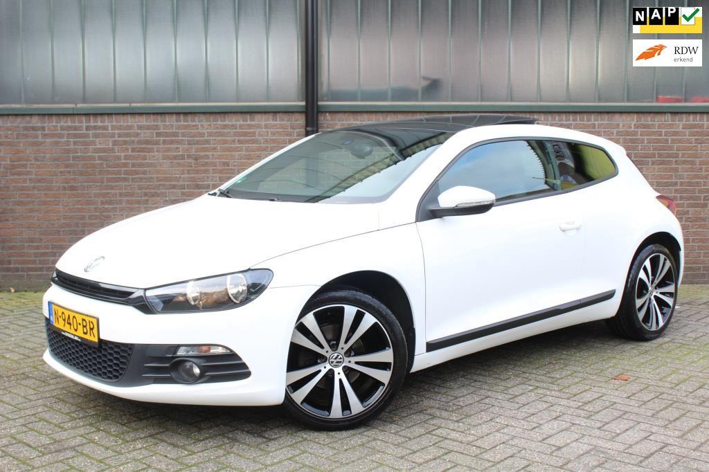 Volkswagen Scirocco occasion - Dagdelen Auto's