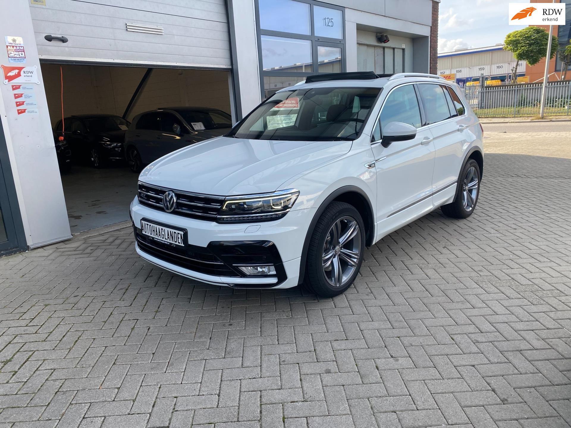 Volkswagen Tiguan occasion - Auto Haaglanden