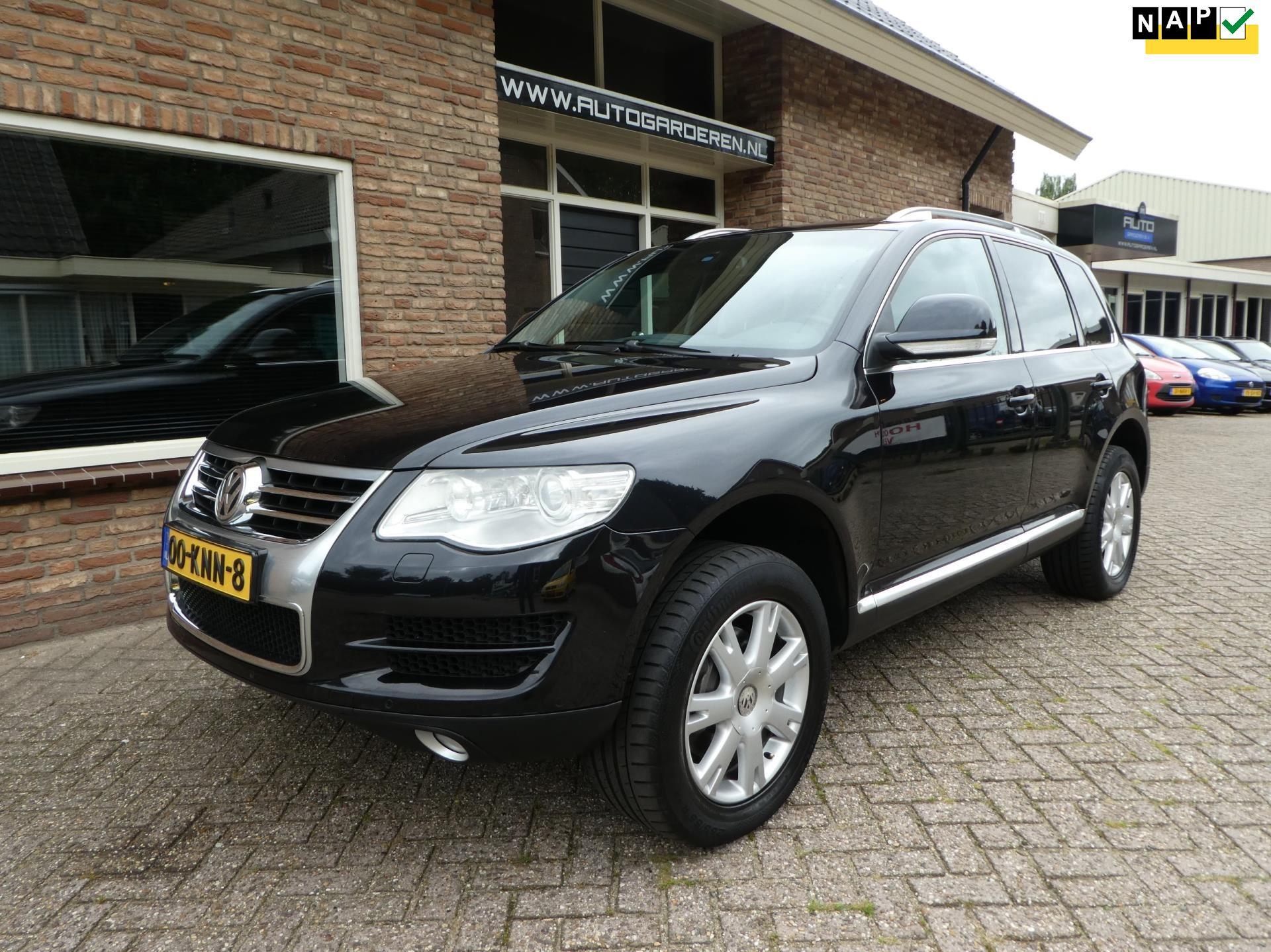 Volkswagen Touareg occasion - Auto Garderen