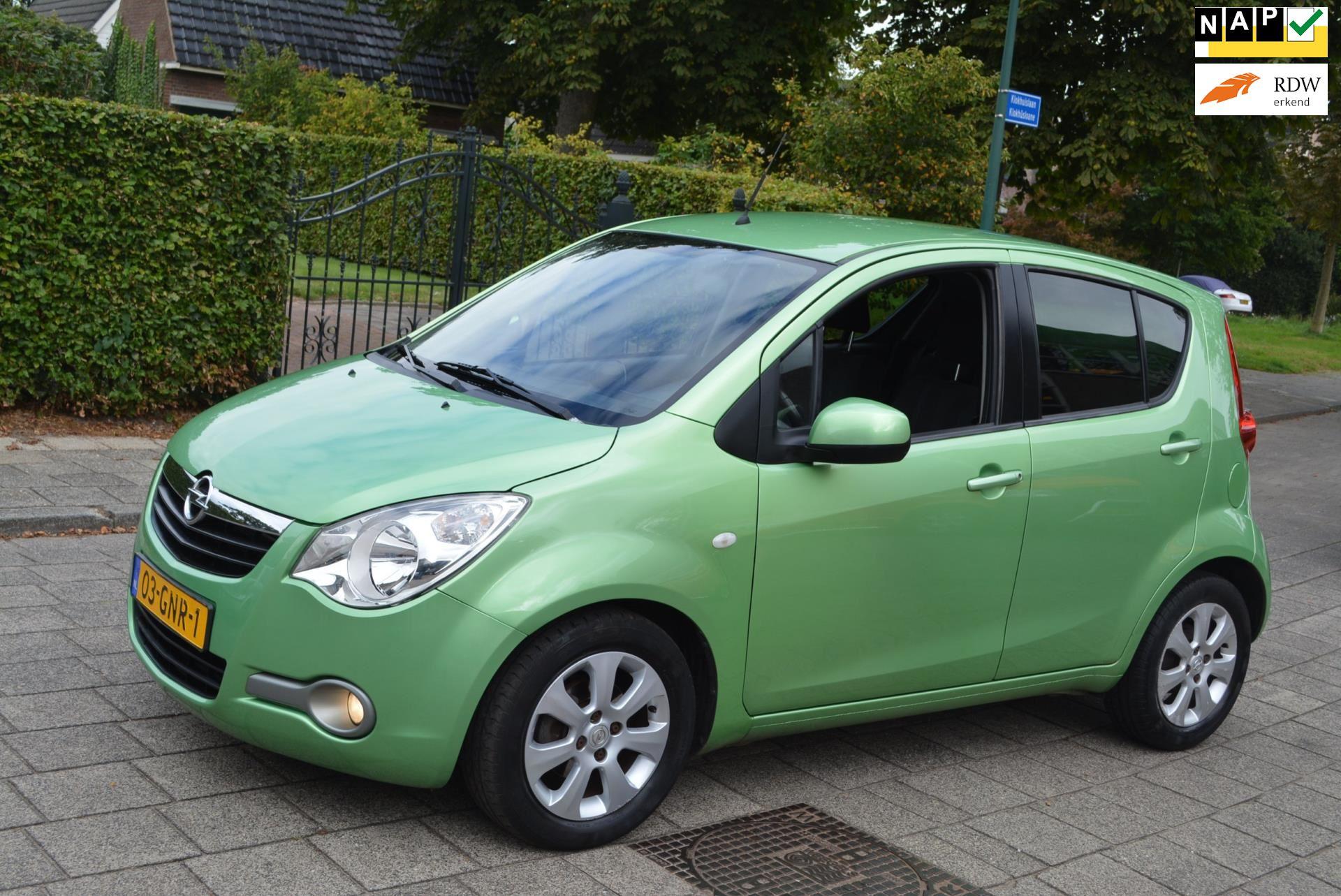 Opel Agila occasion - Autobedrijf Kiewiet (Auto 25)