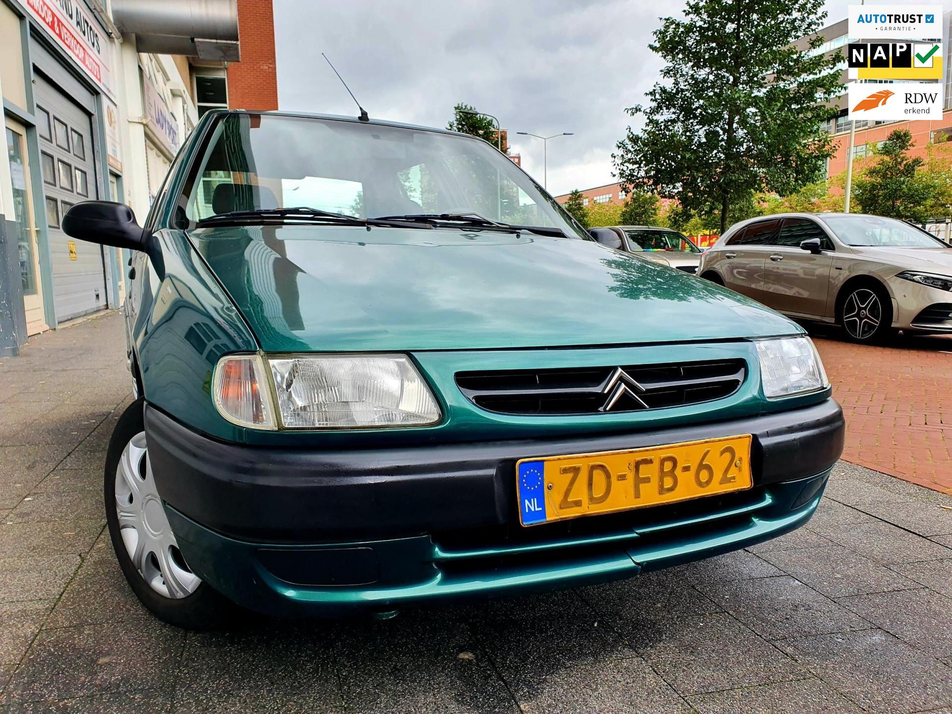 Citroen Saxo occasion - Haagland Auto's