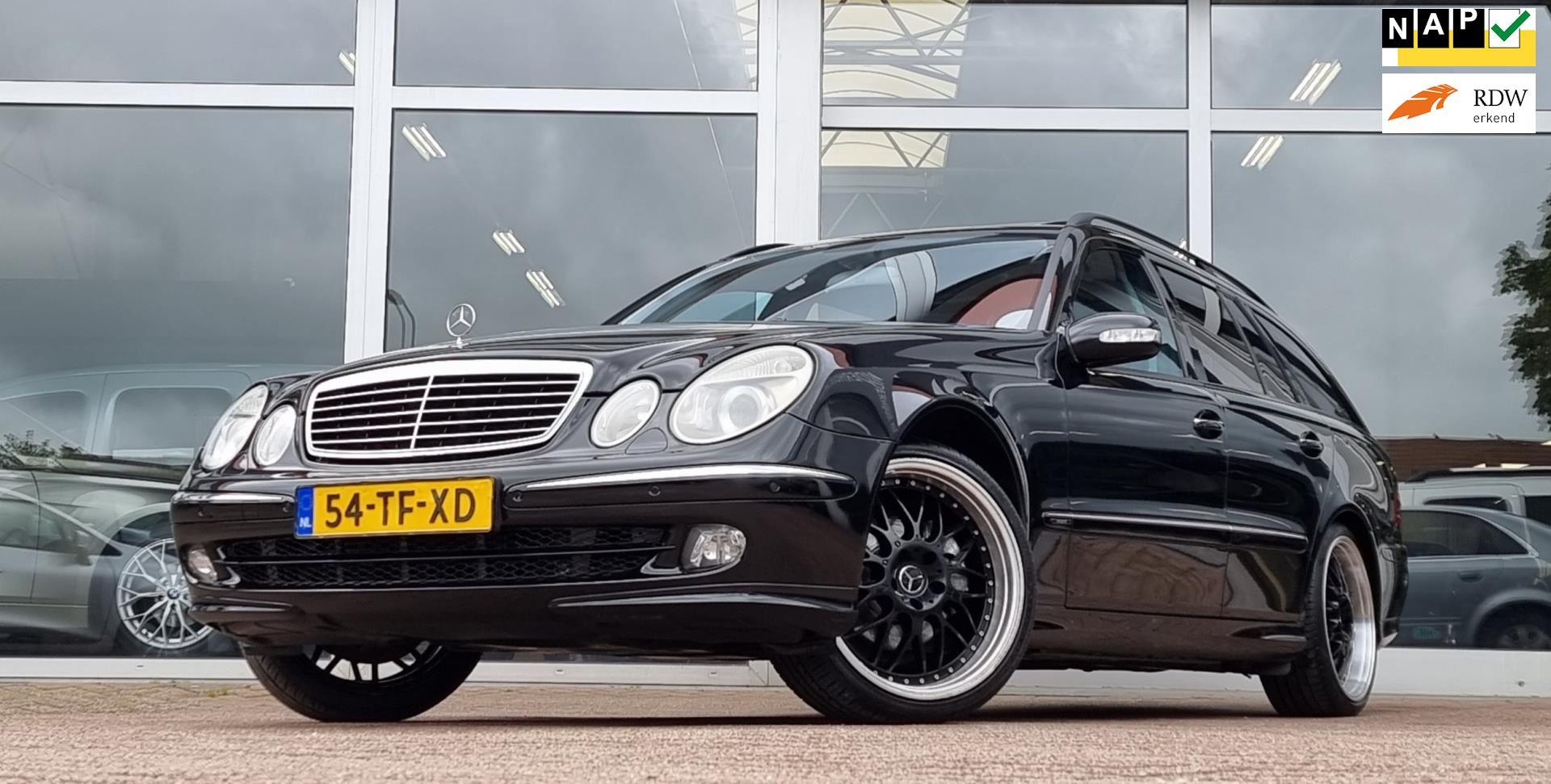 Mercedes-Benz E-klasse Combi occasion - van den Boog Automotive