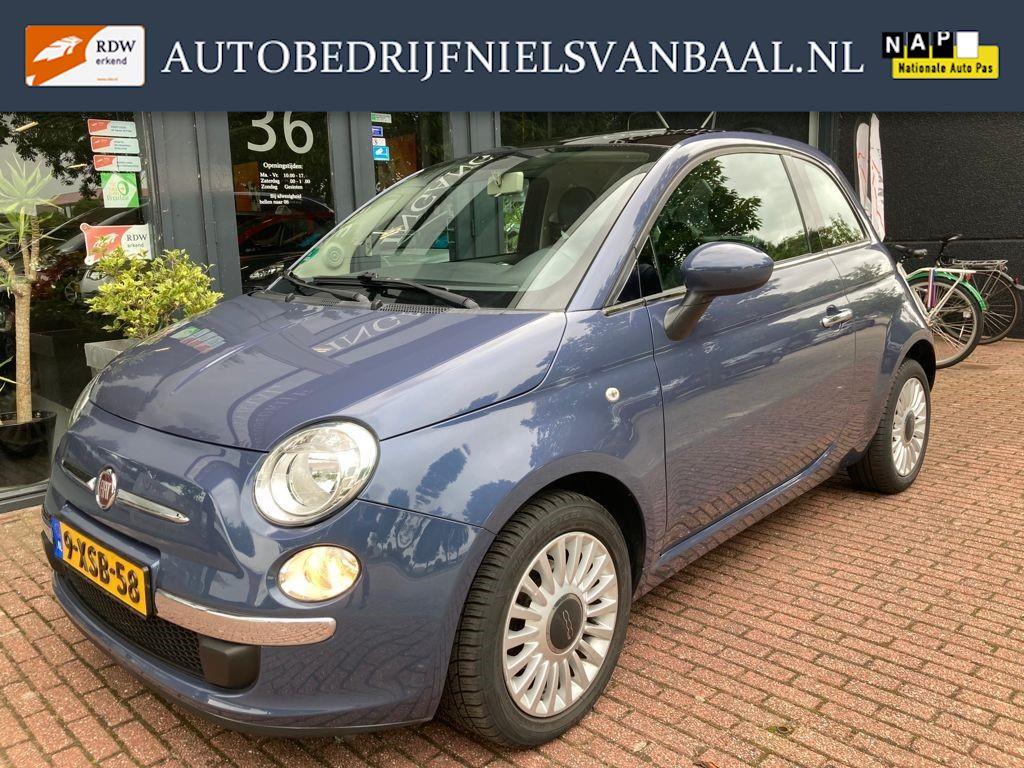 Fiat 500 occasion - Autobedrijf Niels van Baal