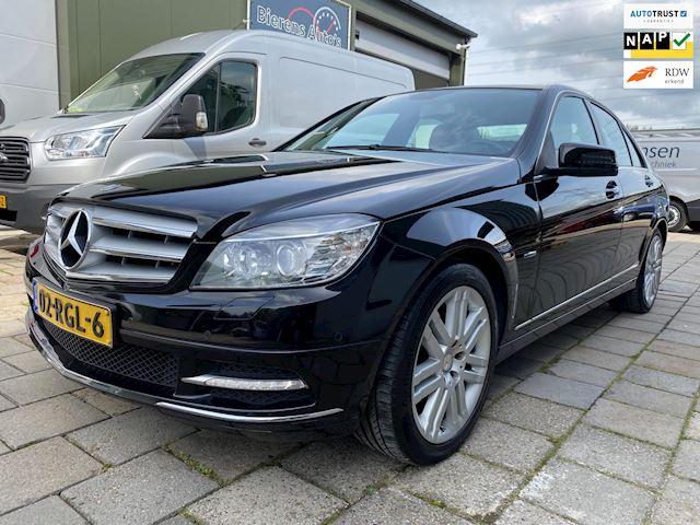Mercedes-Benz C-klasse 350 CDI Avantgarde Aut|Leder|Navi|S-dak|Volle auto Topstaat