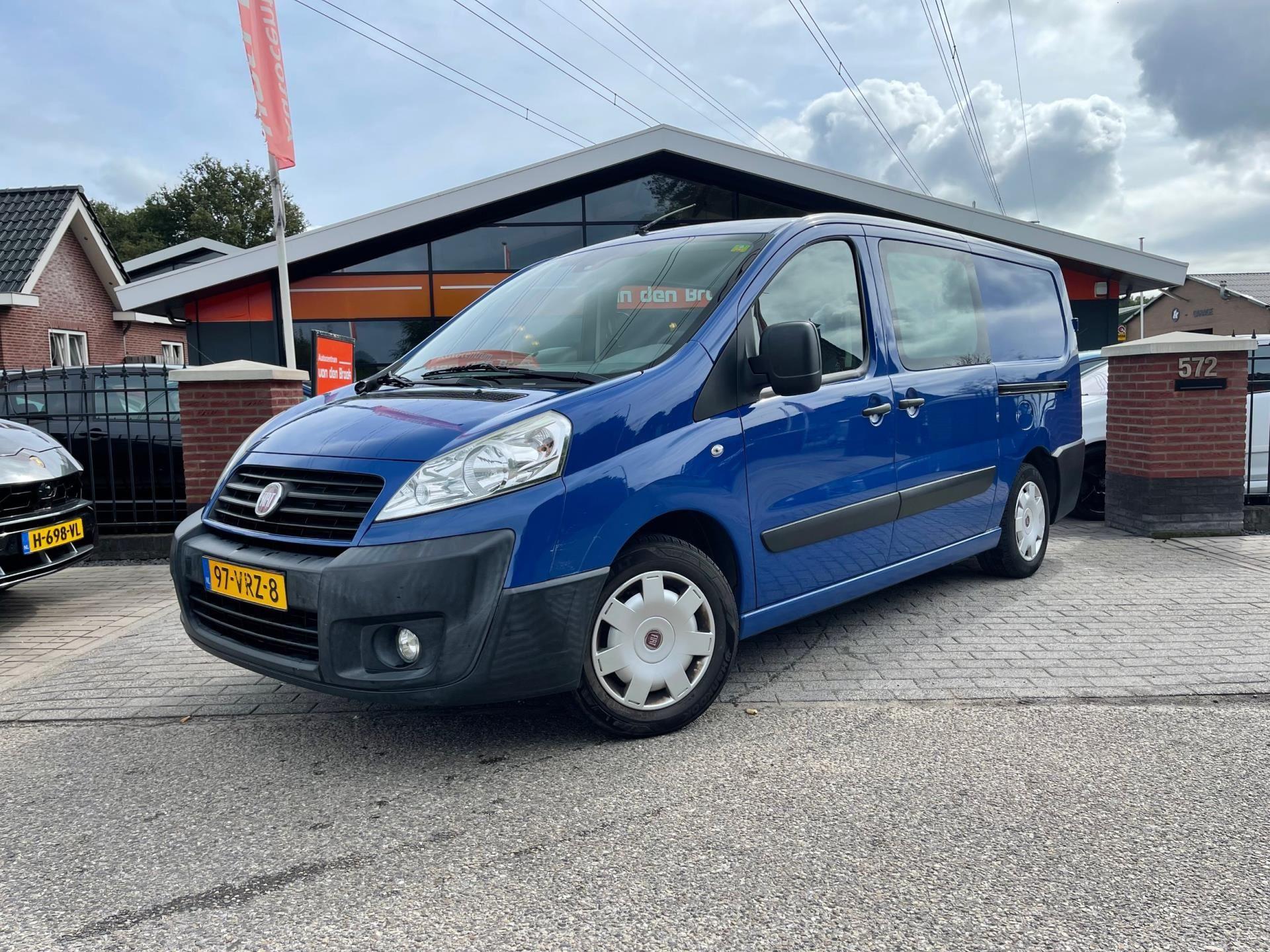 Fiat Scudo occasion - AutoCentrum A. van Den Broek