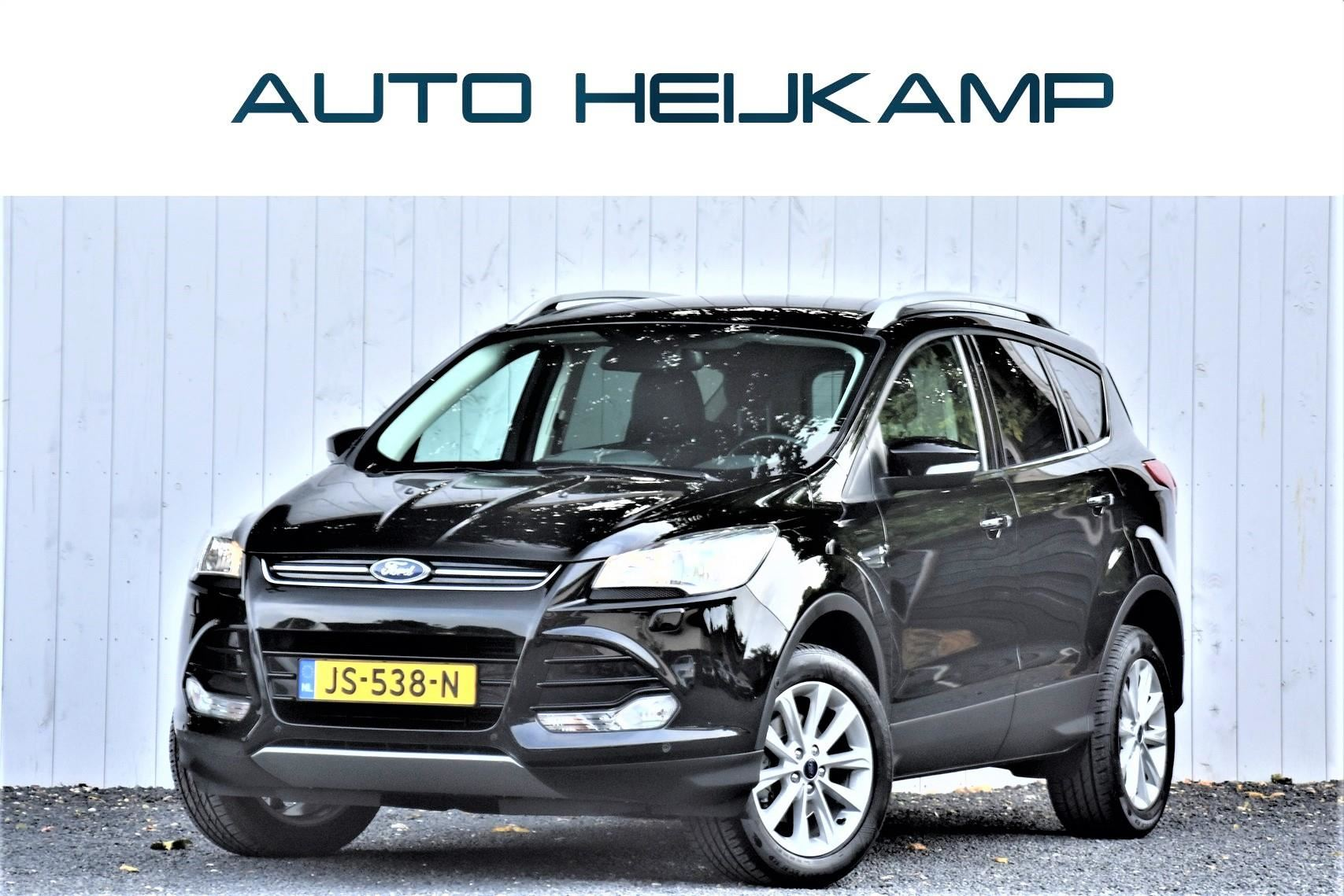 Ford Kuga occasion - Auto Heijkamp