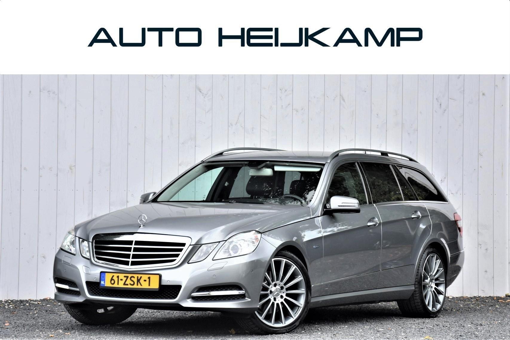 Mercedes-Benz E-klasse Estate occasion - Auto Heijkamp