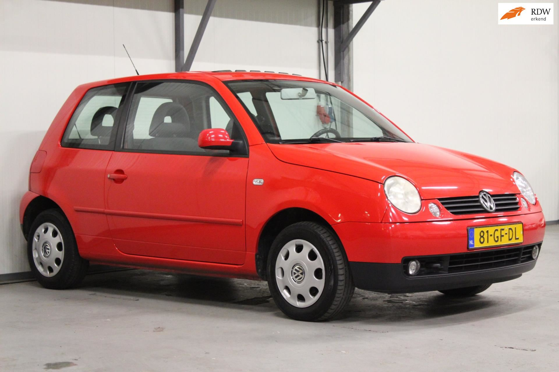 Volkswagen Lupo occasion - Gerrit Vos Auto's