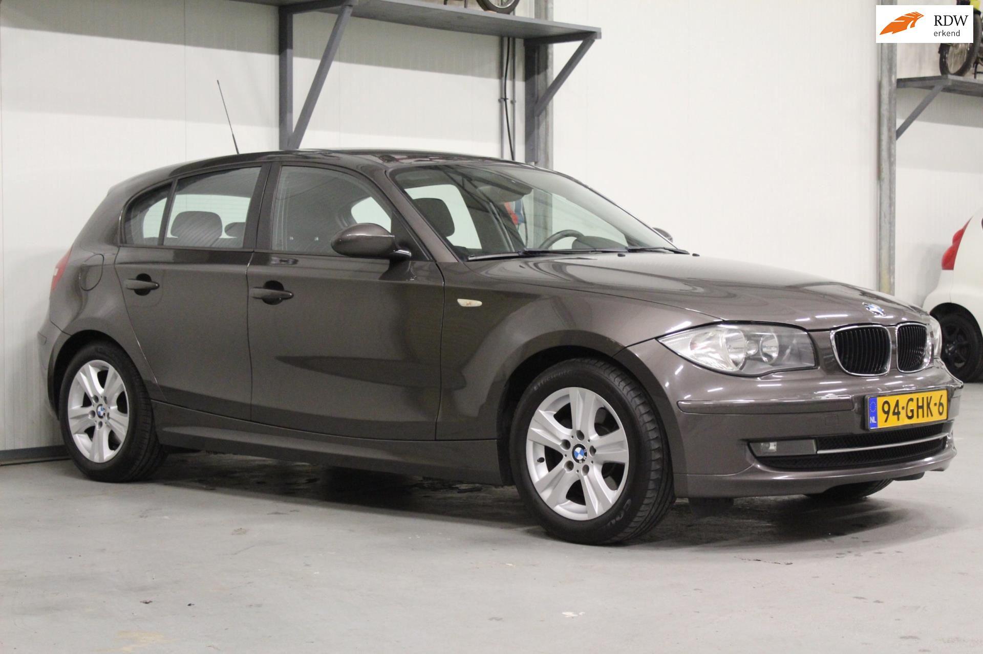 BMW 1-serie occasion - Gerrit Vos Auto's
