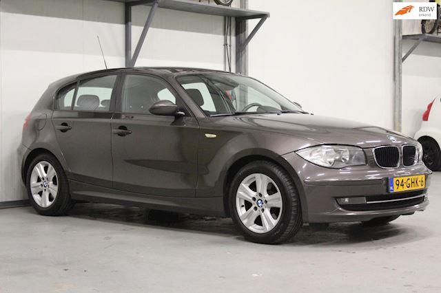 BMW 1-serie 118i Business Line | Nette auto | Goed onderhouden