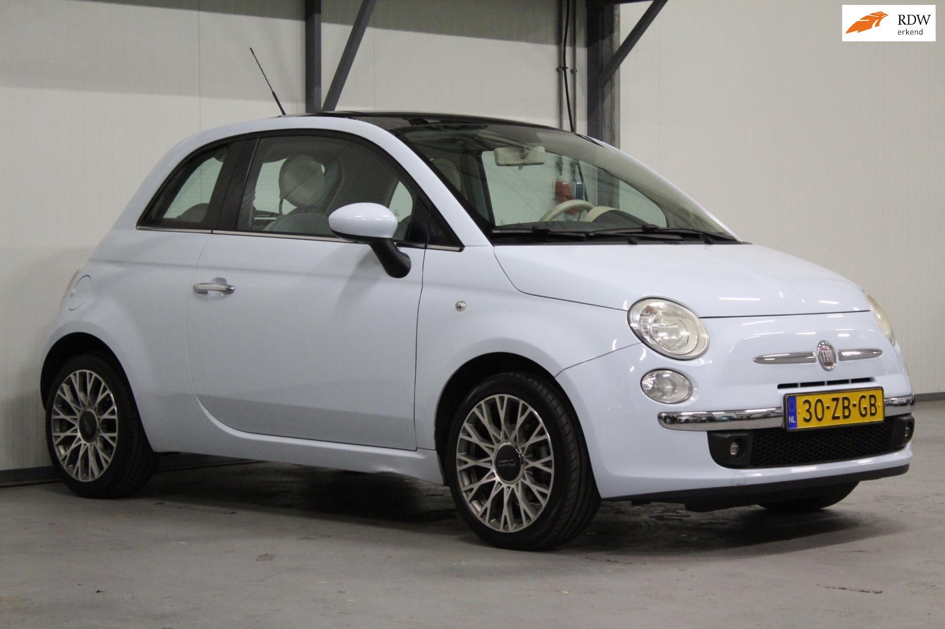 Fiat 500 occasion - Gerrit Vos Auto's