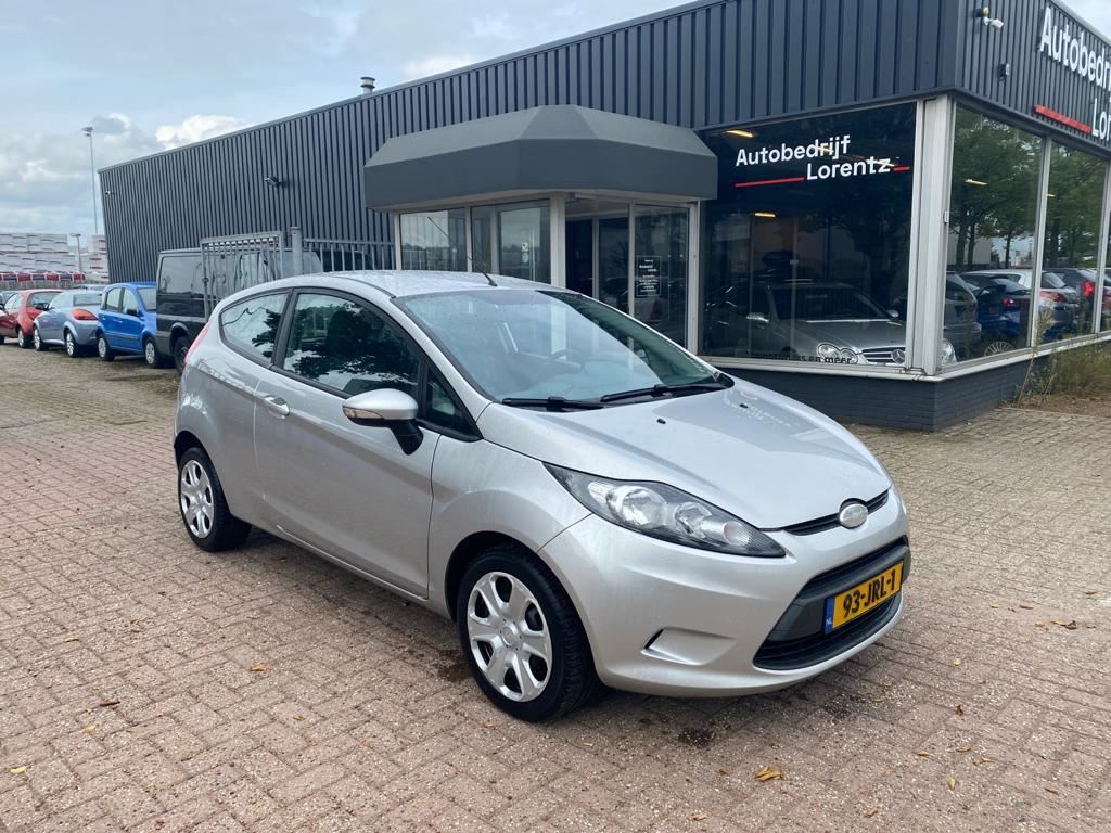 Ford Fiesta occasion - Autobedrijf Lorentz