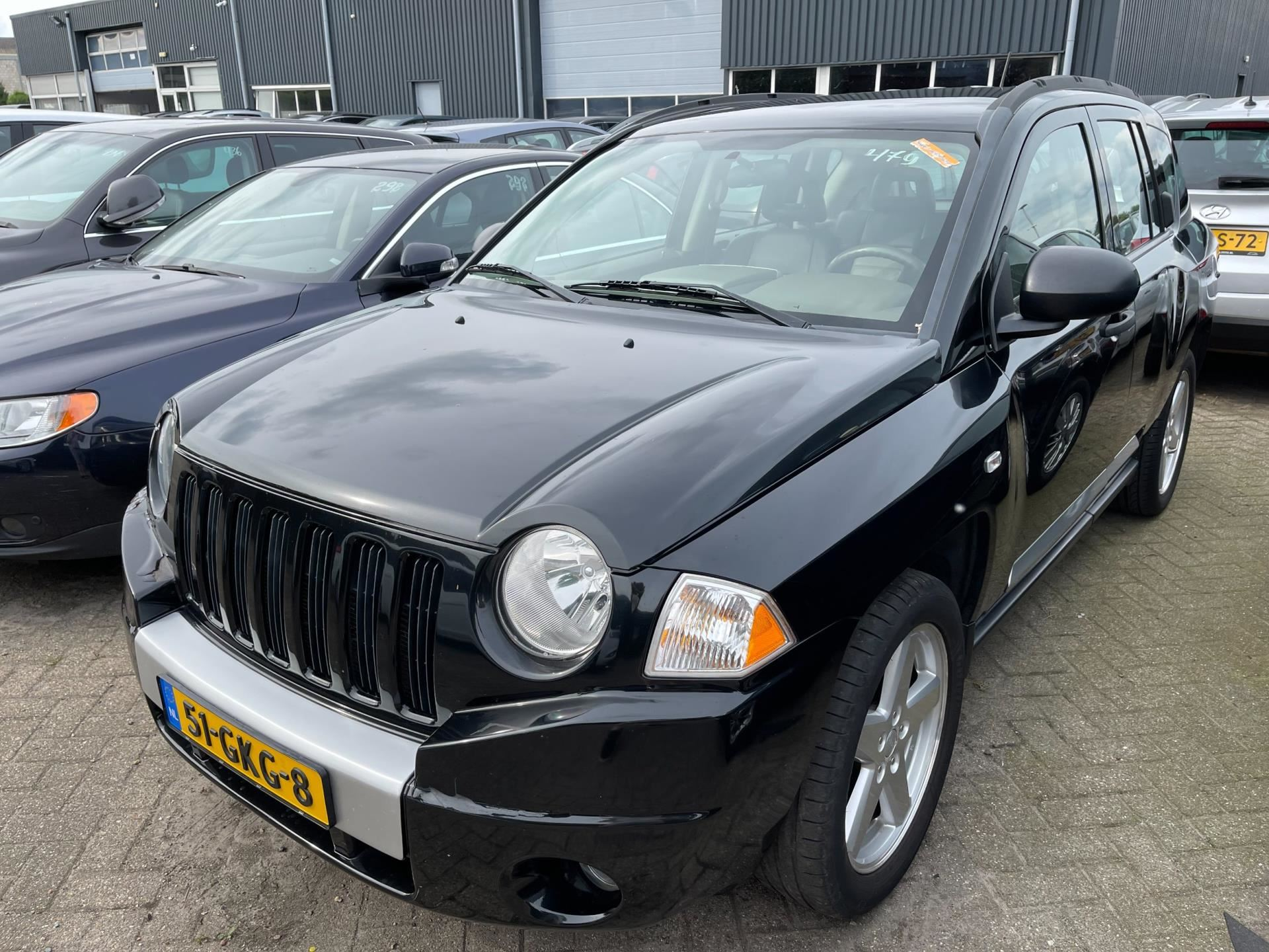 Jeep Compass occasion - DDM Export B.V.