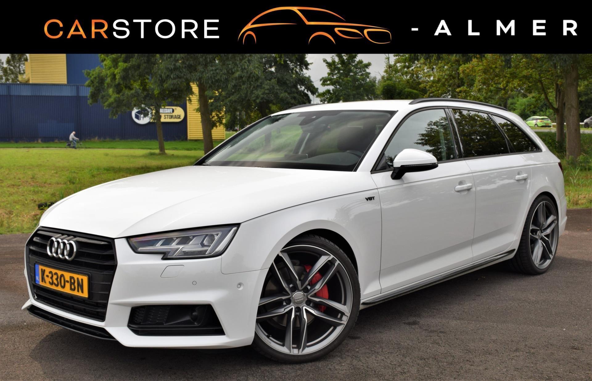 Audi A4 Avant occasion - Used Car Store Almere