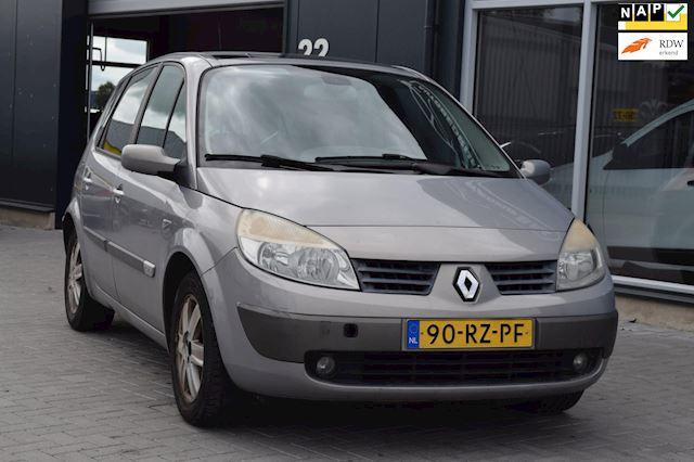 Renault Scénic 2.0-16V Tech Line   Automaatbak stuk !