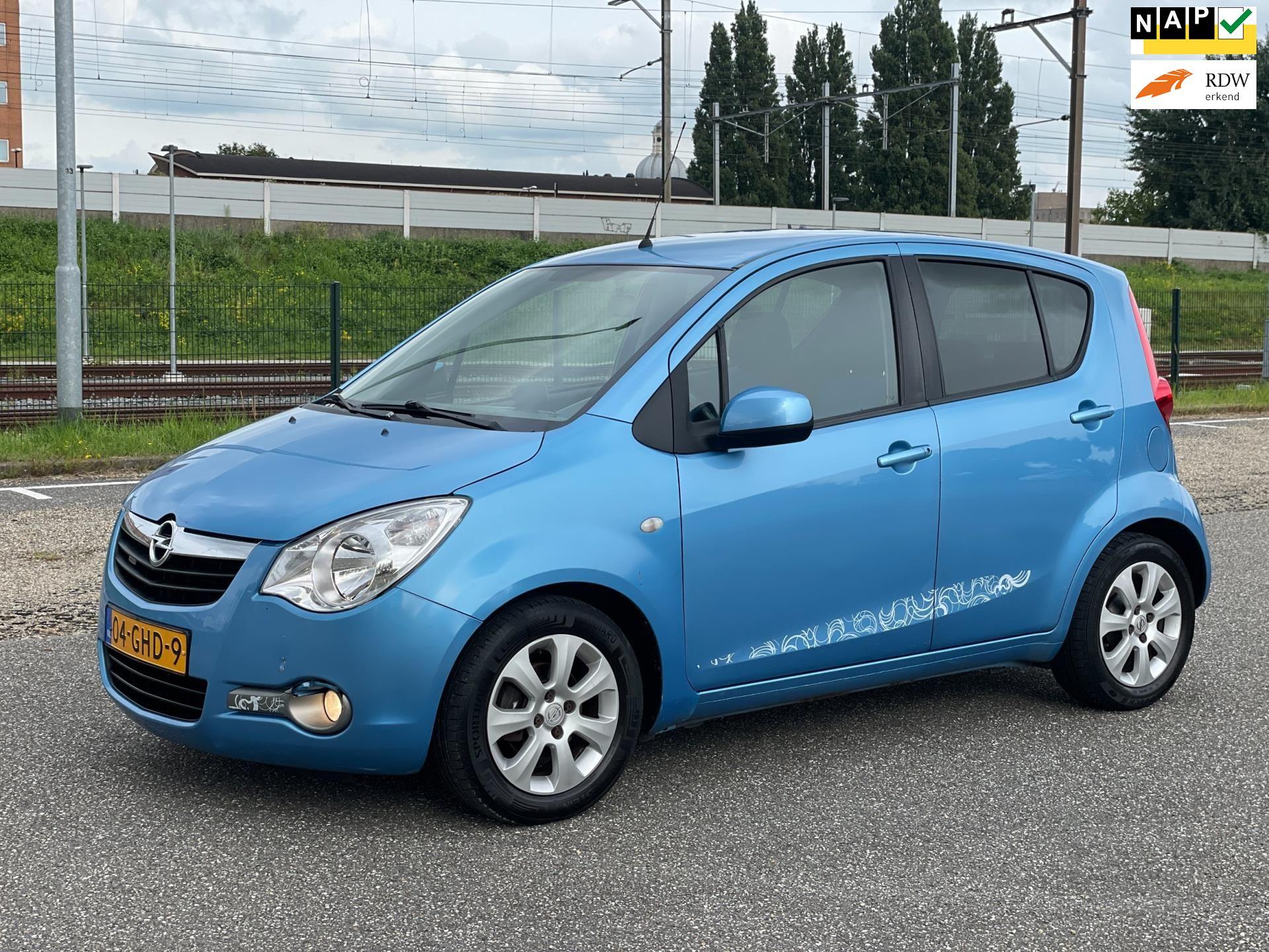 Opel Agila occasion - Brilliant Auto