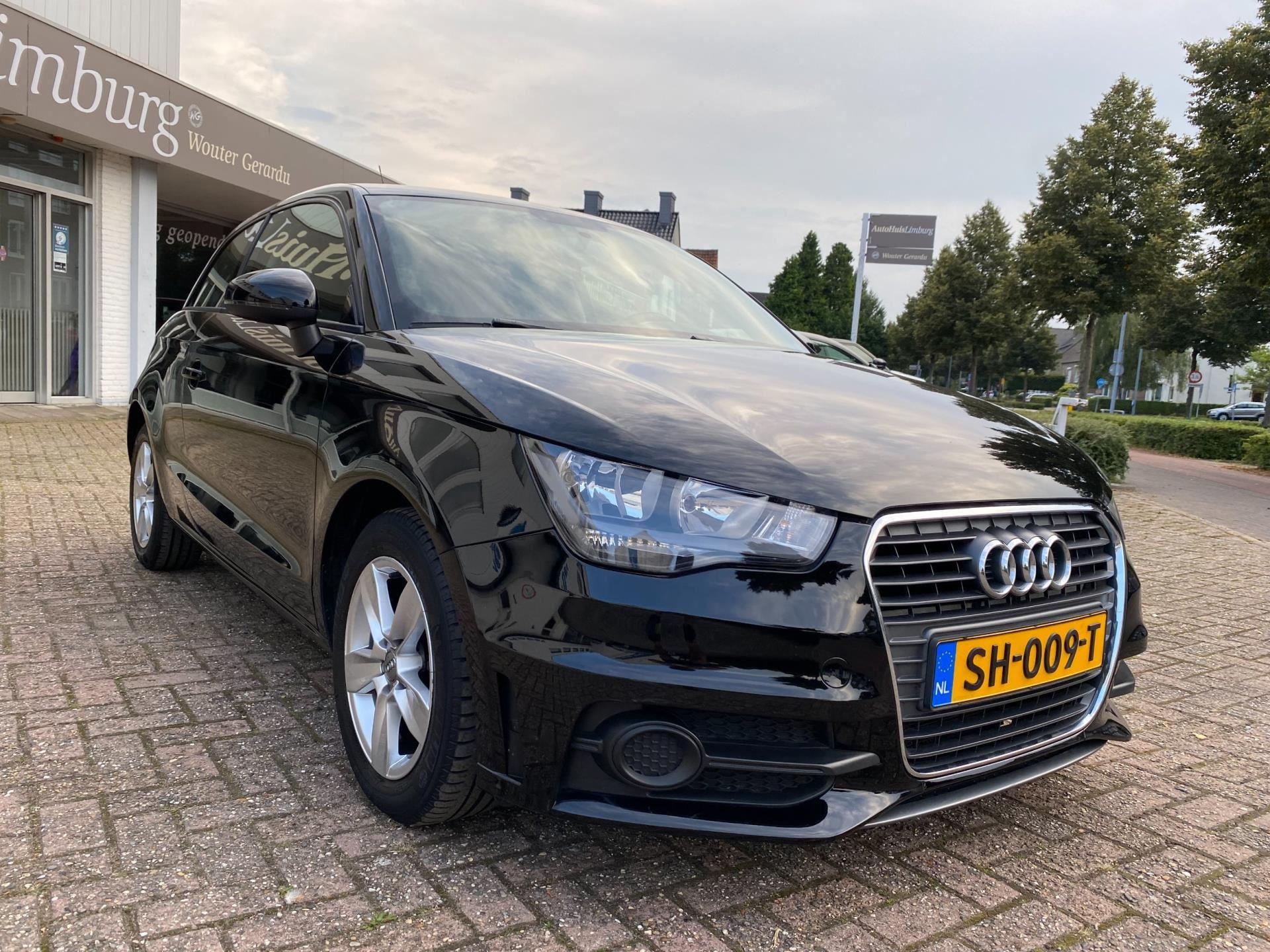 Audi A1 occasion - AutoHuisLimburg