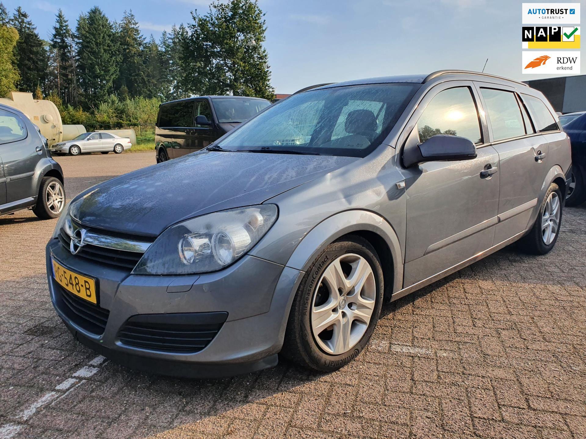 Opel Astra Wagon occasion - Andreas Auto's