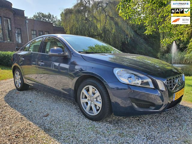 Volvo S60 2.0T Intro Edition AUTOMAAT/navi/AIRCO/CRUISE