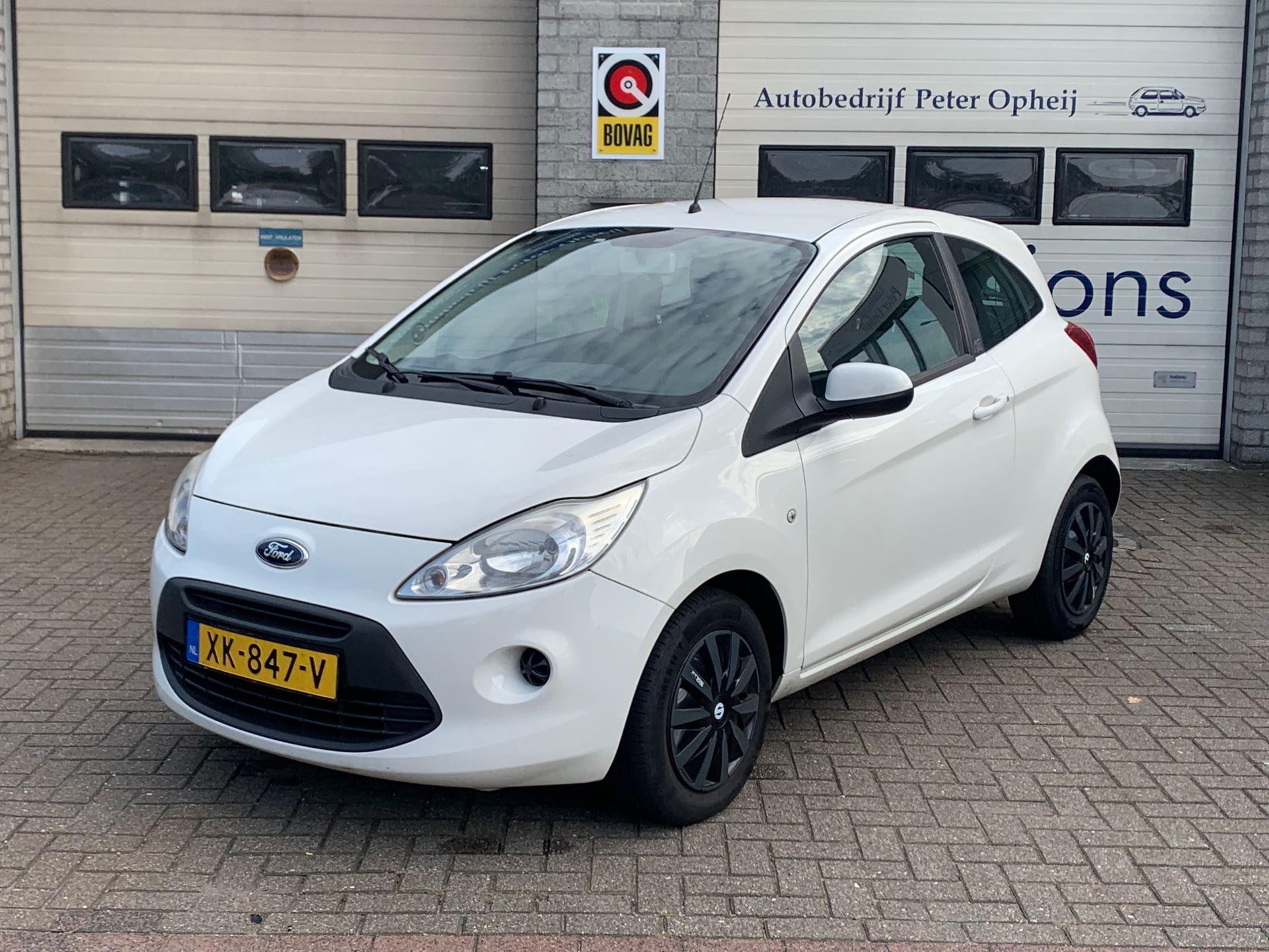Ford Ka occasion - Autobedrijf Peter Opheij