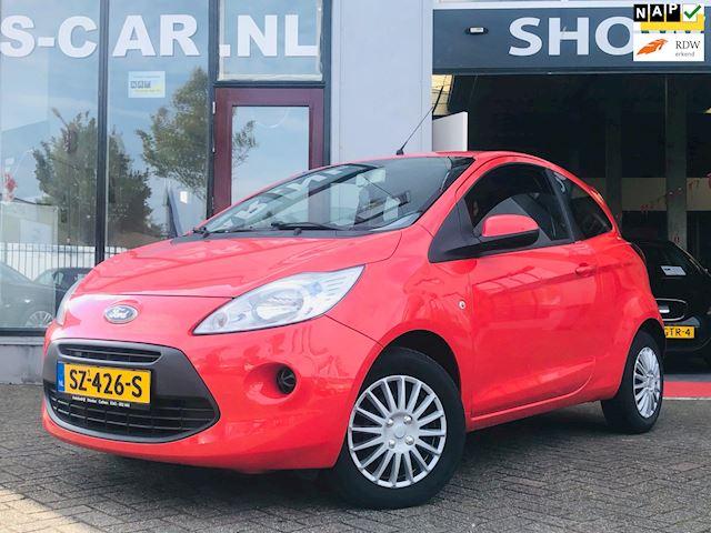 Ford Ka 1.2 Limited start/stop, 6/12 Maanden GARANTIE! Nette Staat!