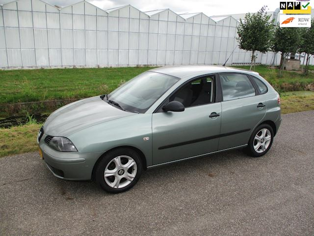 Seat Ibiza 1.2-12V Reference 5 Drs met Climate Control