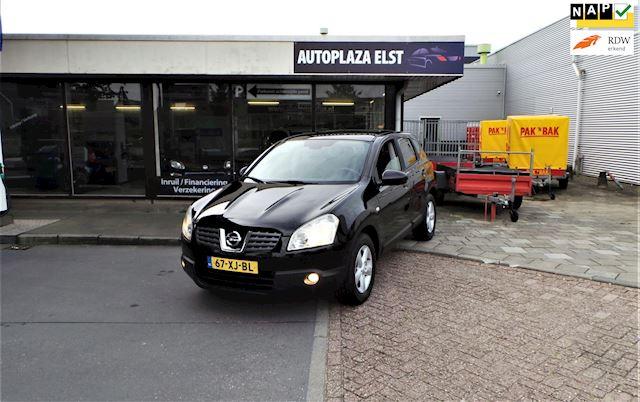 Nissan Qashqai /zeer mooie en goed onderhouden/airco/panorama dak/Lpg g3/nap/apk 05-2022!!