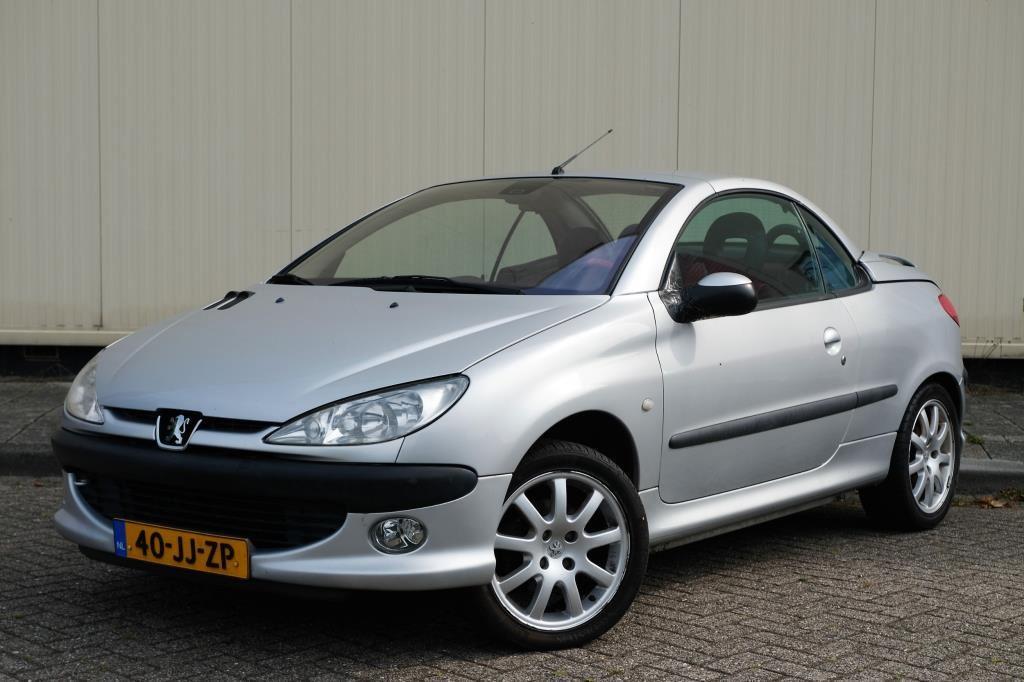 Peugeot 206 CC occasion - Autohuis Sappemeer
