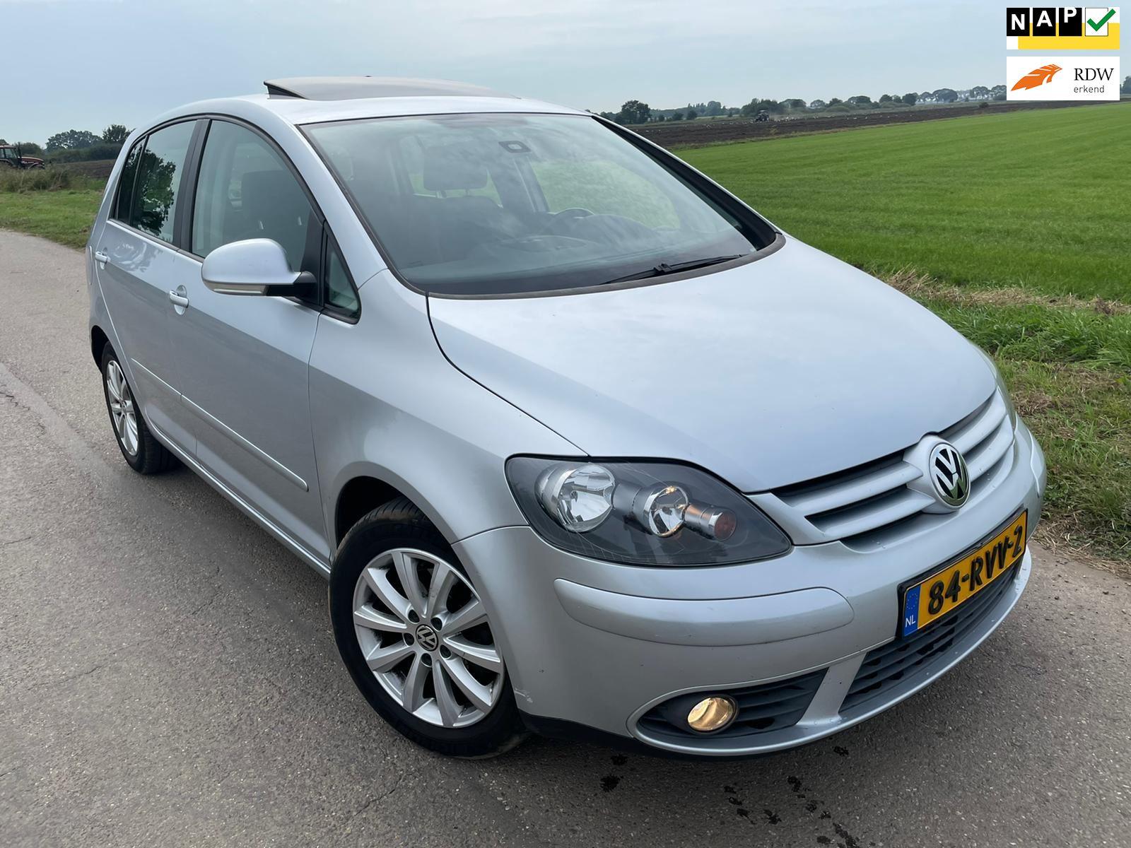 Volkswagen Golf Plus occasion - Van der Made Auto's
