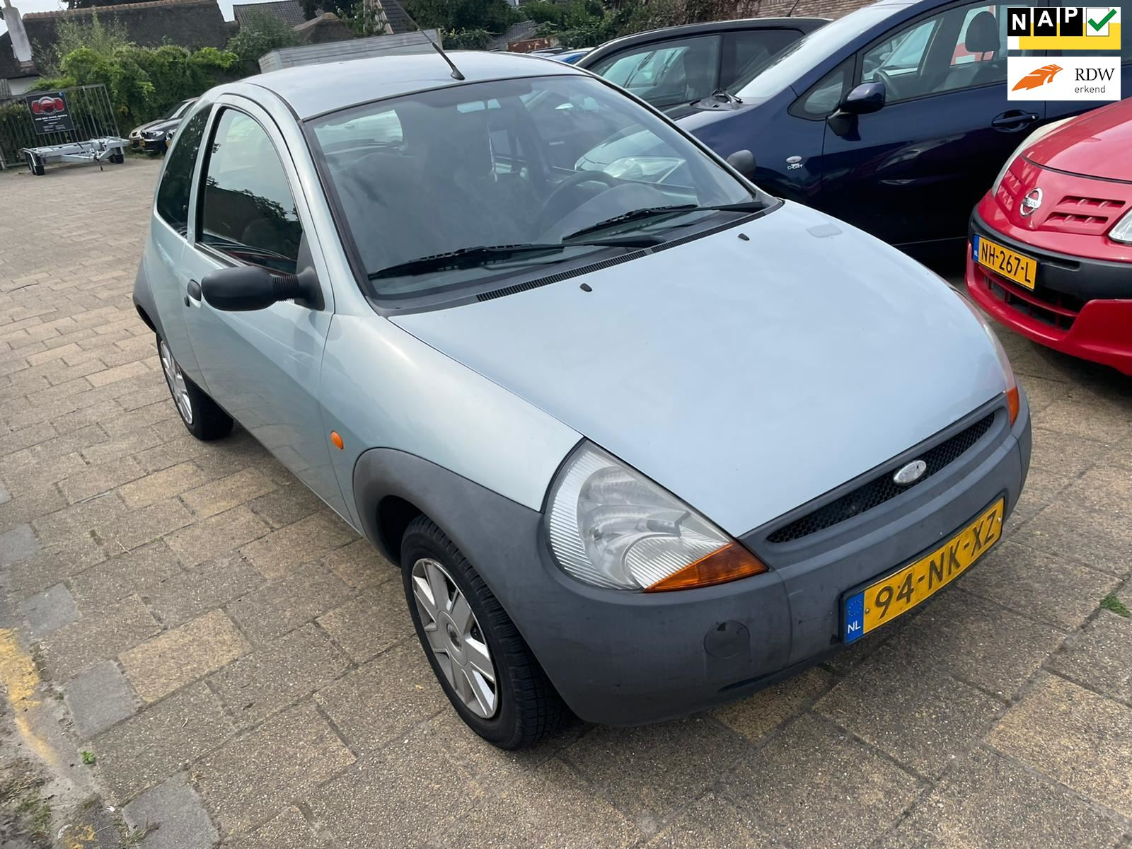 Ford Ka occasion - Van der Made Auto's