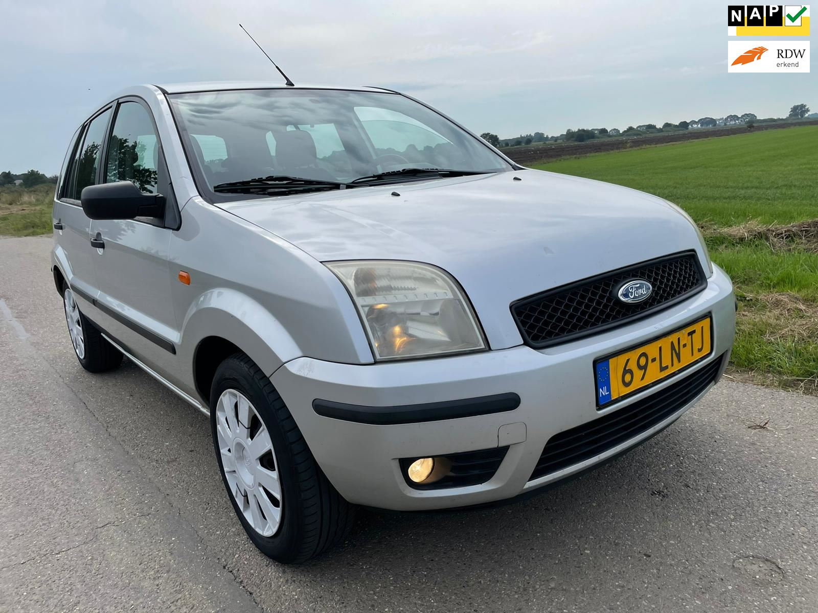 Ford Fusion occasion - Van der Made Auto's