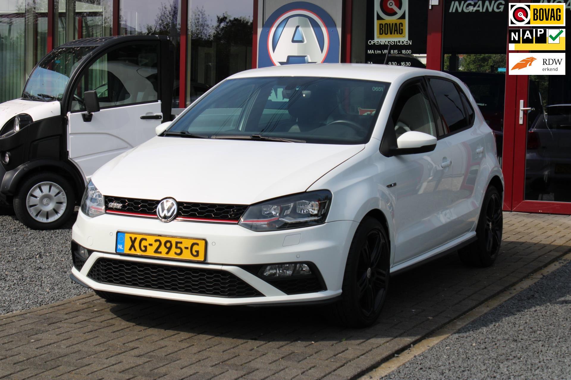 Volkswagen Polo occasion - Autobedrijf Ton Wilbrink