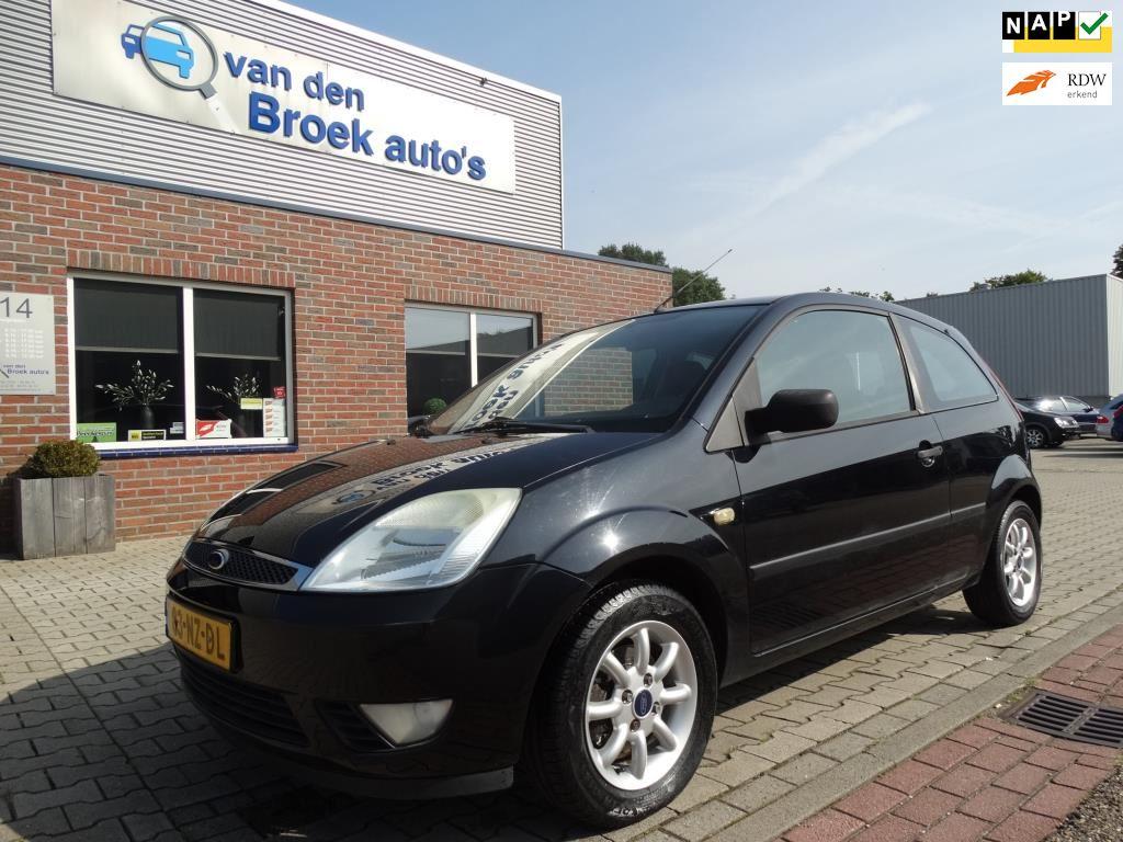 Ford Fiesta occasion - R. van den Broek Auto's