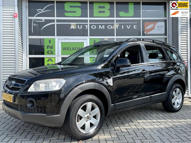 Chevrolet Captiva 2.4i Class 7 persoons airco PDC NAP